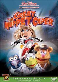 Great Muppet Caper - (Region 1 Import DVD)