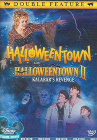 Halloweentown Double Feature - (Region 1 Import DVD)