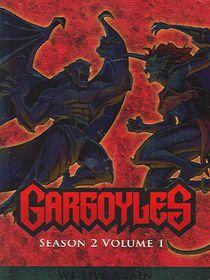 Gargoyles: Season 2 Volume 1 - (Region 1 Import DVD)