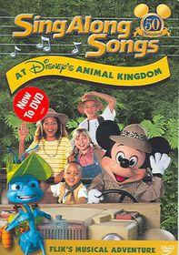Disney's Sing Along Songs - Flik's Musical Adventure - (Region 1 Import DVD)