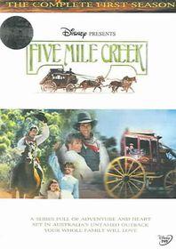 Five Mile Creek:Season One - (Region 1 Import DVD)