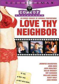 Love Thy Neighbor - (Region 1 Import DVD)