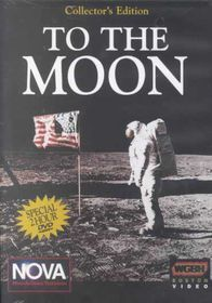 To the Moon - (Region 1 Import DVD)