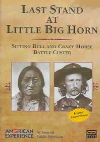 Last Stand at Little Big Horn - (Region 1 Import DVD)