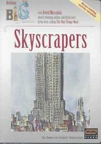 Building Big:Skycrapers - (Region 1 Import DVD)
