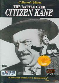 Battle over Citizen Kane - (Region 1 Import DVD)