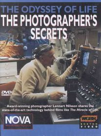 Nova - The Odyssey of Life: The Photographer's Secrets - (Region 1 Import DVD)
