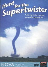 Hunt for the Supertwister - (Region 1 Import DVD)