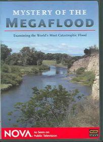 Mystery of the Megaflood - (Region 1 Import DVD)