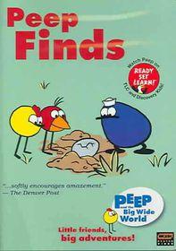 Peep Finds - (Region 1 Import DVD)