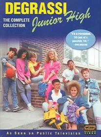 Degrassi Junior High:Complete Series - (Region 1 Import DVD)
