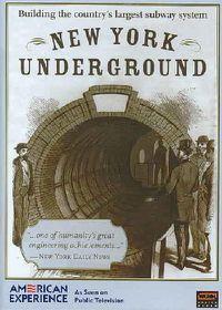 New York Underground - (Region 1 Import DVD)