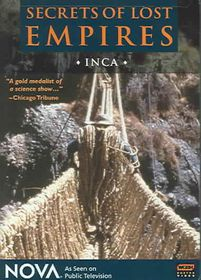 Secrets of Lost Empires:Inca - (Region 1 Import DVD)