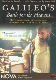 Galileo's Battle for the Heavens - (Region 1 Import DVD)