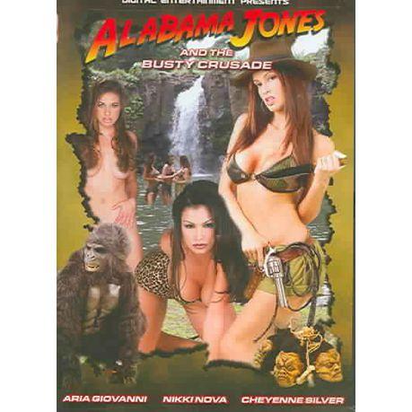 Alabama jones and the busty cruade