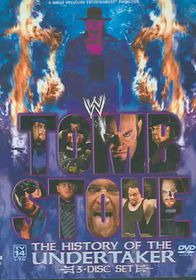 WWE Tombstone: History of the Undertaker (Region 1 Import DVD)