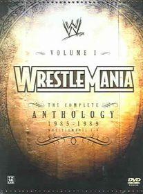 Wrestlemania Vol 1 - (Region 1 Import DVD)