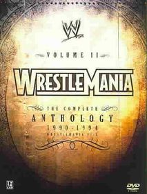 Wrestlemania Vol 2 - (Region 1 Import DVD)