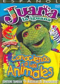Juana La Iguana Conociendo a Los - (Region 1 Import DVD)