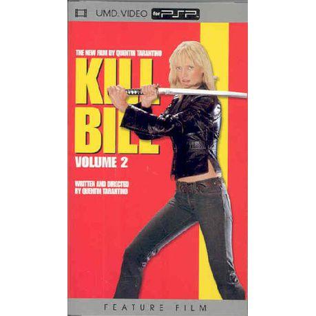 Kill BillVol 2 Psp Movie