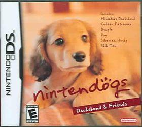 Nintendogs Miniature Dachshund & Friends (NDS)