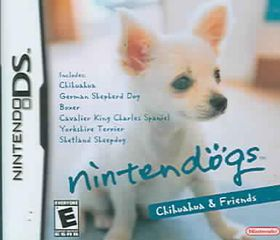Nintendogs Chihuahua and Friends - (Import NDS)