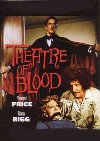 Theatre of Blood - (DVD)