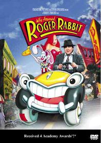 Who Framed Roger Rabbit - (DVD)