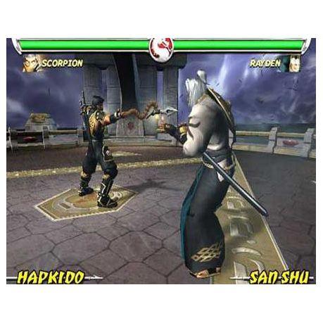 Mortal Kombat: Deadly Alliance (PS2) | Buy Online in South