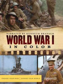 World War One in Color - (Region 1 Import DVD)