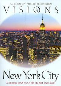 Visions of New York City - (Region 1 Import DVD)