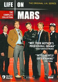 Life on Mars:Complete Collection - (Region 1 Import DVD)