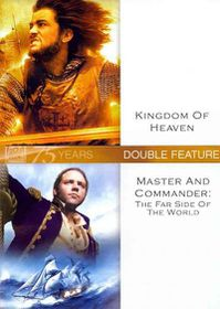 Kingdom of Heaven/Master and Commande - (Region 1 Import DVD)