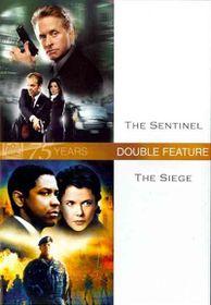 Sentinel/Siege - (Region 1 Import DVD)