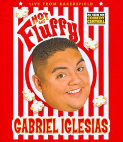 Gabriel Iglesias:Hot and Fluffy - (Region A Import Blu-ray Disc)