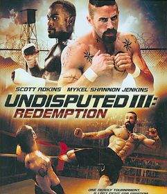 Undisputed III:Redemption - (Region A Import Blu-ray Disc)