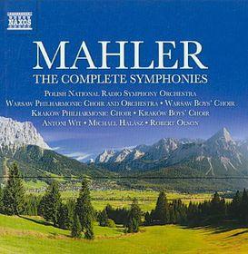 Mahler: Complete Symphonies - Complete Symphonies (CD)