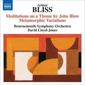 Bliss: Meditations On Theme By John Blow - Meditations On Theme By John Blow (CD)