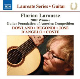Guitar Laureate Series - Guitar Laureate Series (CD)