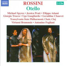Rossini: Otello - Otello (CD)