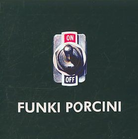 Funki Porcini - On (CD)