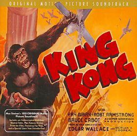 Soundtrack - King Kong (CD)