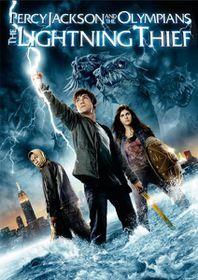 Percy Jackson & the Olympians: The Lightning Thief (2010)(DVD)