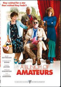 A Bunch of Amateurs (2008)  (DVD)