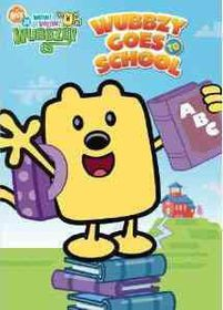 Wow Wow Wubbzy:Wubbzy Goes to School - (Region 1 Import DVD)