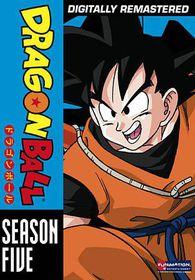 Dragon Ball:Season 5 - (Region 1 Import DVD)