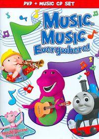 Hit Favorites:Music Music Everywhere - (Region 1 Import DVD)