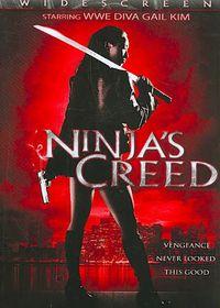 Ninja's Creed - (Region 1 Import DVD)
