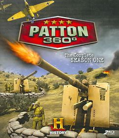 Patton 360:Complete Season 1 - (Region A Import Blu-ray Disc)