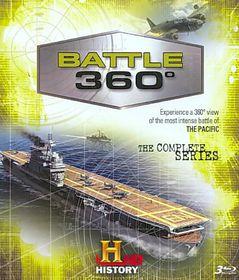Battle 360:Complete Season 1 - (Region A Import Blu-ray Disc)